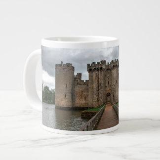 Caneca De Café Grande O inglês histórico fortifica o castelo Sussex de