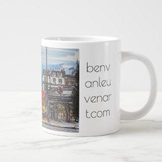 Caneca De Café Grande South Kensington Mug