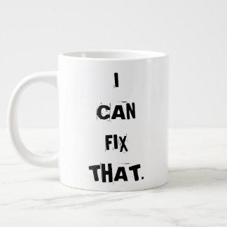 Caneca De Café Grande Techie/reparador/engineer/DIY
