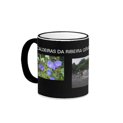 Caneca de café grandioso de Caldeiras a Dinamarca