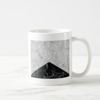 Caneca De Café Granito concreto #844 do preto da seta