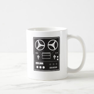 Caneca De Café gravador do carretel