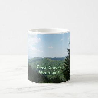 Caneca De Café Great Smoky Mountains