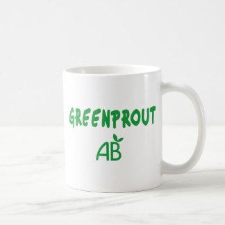 Caneca De Café Greenprout ecológico