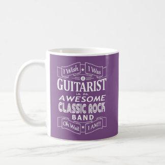 Caneca De Café Grupo de rock clássico impressionante do
