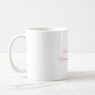 Caneca De Café Grupo dos leitores do rosa de Kenzie
