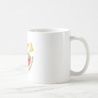 Caneca De Café Guac Botom