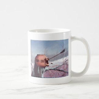 Caneca De Café Guerra do inverno