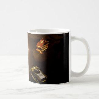 Caneca De Café Guerra Mundial