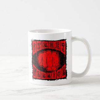 Caneca De Café guerreiro da rua