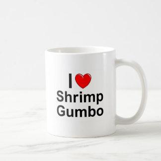 Caneca De Café Gumbo do camarão