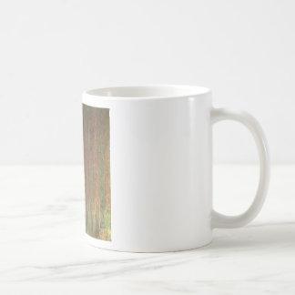 Caneca De Café Gustavo Klimt - floresta do pinho