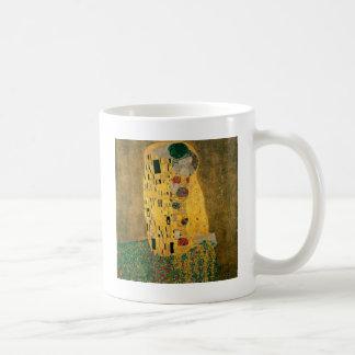 Caneca De Café Gustavo Klimt //o beijo //Der Kuss
