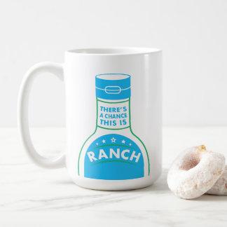Caneca De Café Há uma possibilidade que este é o rancho  