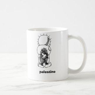 Caneca De Café handalah, Palestina