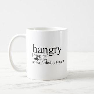 Caneca De Café Hangry