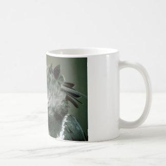 Caneca De Café Harpy Eagle psto em perigo