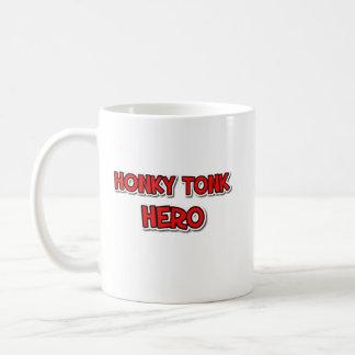 Caneca De Café Herói de Tonk do Honky