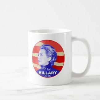 Caneca De Café Hillary Clinton 2016