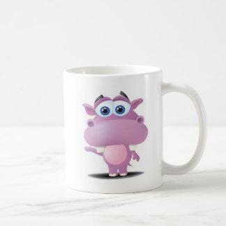 Caneca De Café hipopótamo