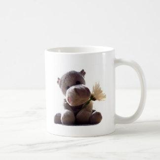 Caneca De Café Hipopótamo feliz