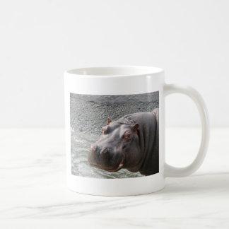 Caneca De Café Hipopótamo picante!