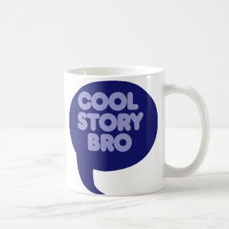 Caneca De Café História legal Bro