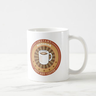 Caneca De Café Historiador imediato