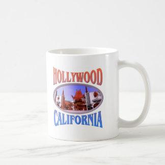 Caneca De Café Hollywood Califórnia