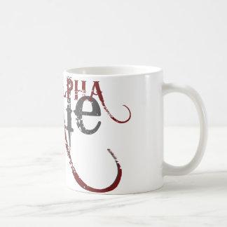 Caneca De Café Homem alfa