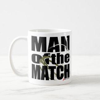 Caneca De Café Homem do fósforo