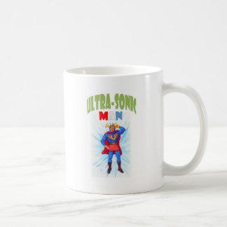 Caneca De Café Homem ultra-sônico
