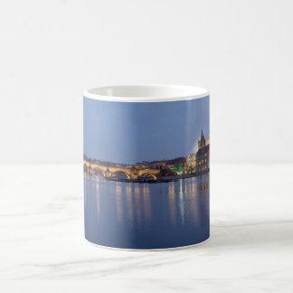 Caneca De Café Hora azul em Praga
