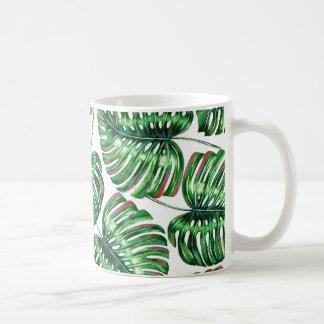 Caneca De Café Hortaliças tropicais