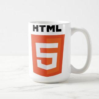 CANECA DE CAFÉ HTML 5