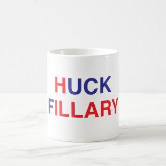 Caneca De Café HUCK FILLARY Hillary Clinton