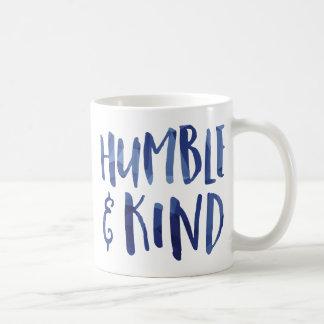 Caneca De Café Humilde e tipo
