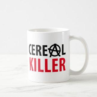 Caneca De Café ícone do assassino do cereal