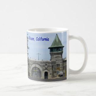 Caneca De Café Ícones de Folsom: Prisão & represa de Folsom