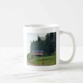 Caneca De Café Idaho