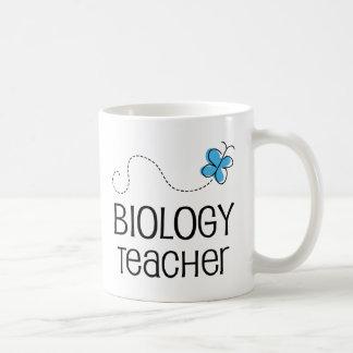 Caneca De Café Ideia do presente para o professor de biologia