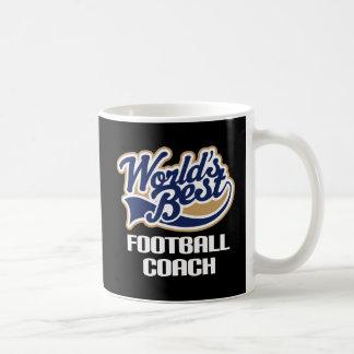Caneca De Café Ideia do presente para o treinador de futebol