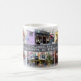 Caneca De Café IE Ireland - bar Dublin do templo -