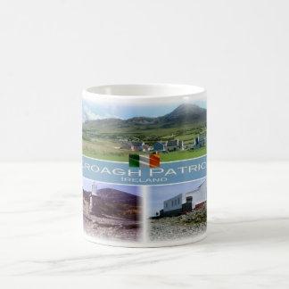 Caneca De Café IE Ireland - Croagh Patrick -