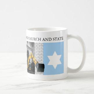 Caneca De Café Igreja e estado