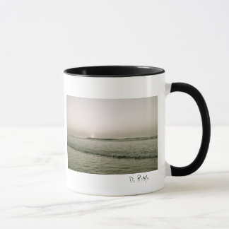 Caneca de café III de Reimei (aurora) --Nascer do