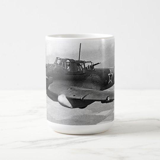 Caneca De Café IL-2 Sturmovik Mug