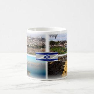 Caneca De Café IL Israel - Jerusalem -