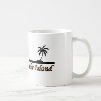 Caneca De Café Ilha de Amelie, Florida
