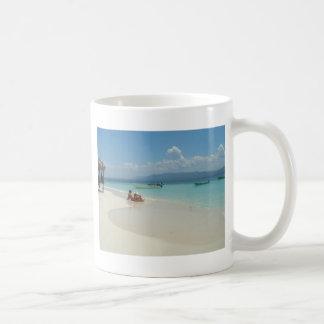 Caneca De Café Ilha do paraíso